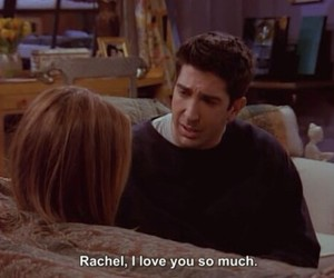 David Schwimmer, F.R.I.E.N.D.S., and ross geller image