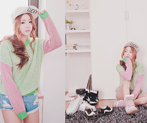 ulzzang and cute image