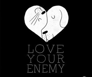 love and enemy image