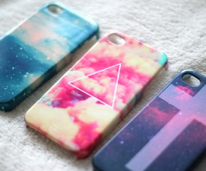 iphone, case, and galaxy image