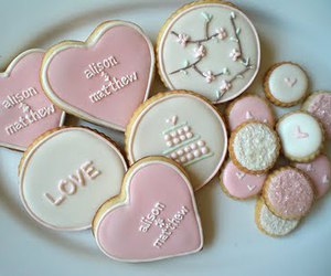 pink and Cookies image