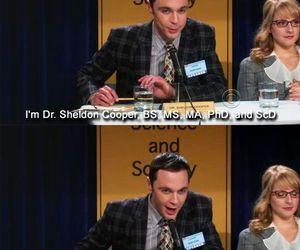 sheldon and funny image
