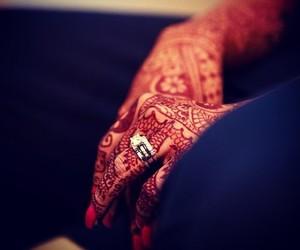 henna and bollywood image