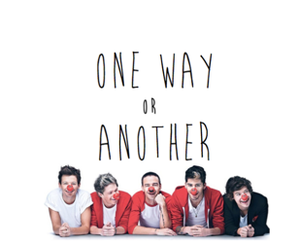 ←one way →or another image