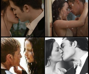 forever, gossip girl, and kiss image