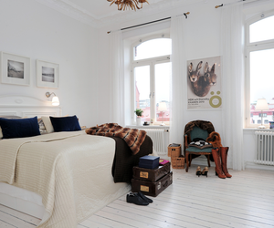 bed and interior design image
