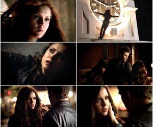 stefan salvatore and katherine pierce image