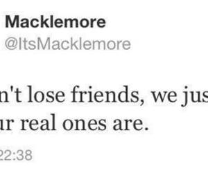 macklemore, friends, and quote image