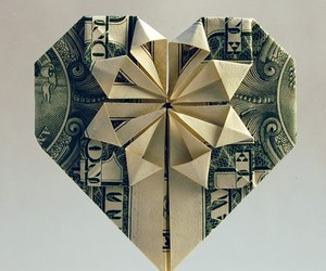 etsy, heart, and dollar image