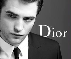 dior, robert pattinson, and robert image