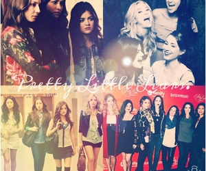 pretty little liars, crazy about, and pll image