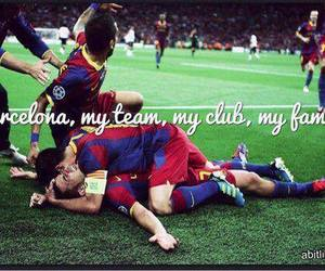 Barca, Best, and team image