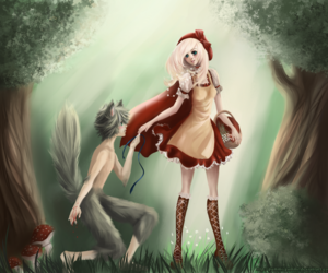disney, fantasy, and story image