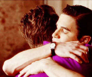 klaine and glee image