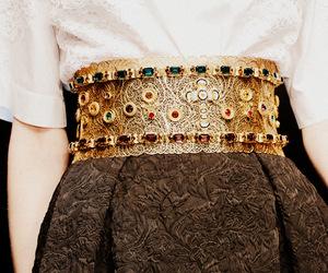 fashion, Dolce & Gabbana, and belt image