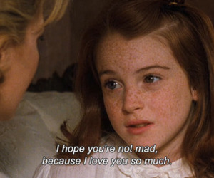 lindsay lohan, quotes, and movie image