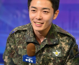 army and kim jae wook image