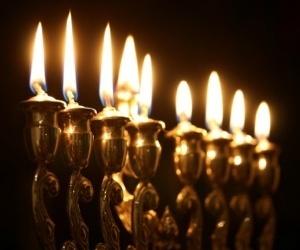celebration, hanukkah, and holidays image
