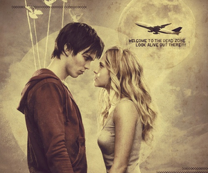warm bodies, r, and julie image