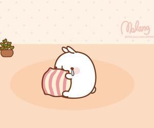 molang and cute image