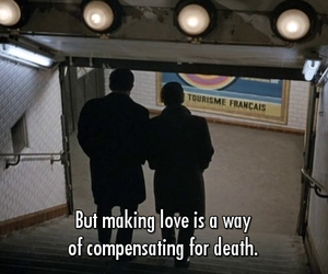 love, death, and metro image
