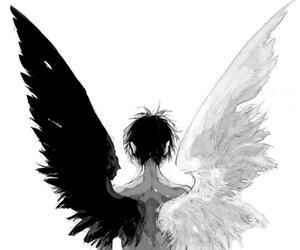 angle, anime, and art image
