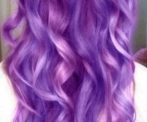cool, girl, and purple image