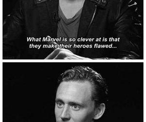 Marvel, tom hiddleston, and loki image