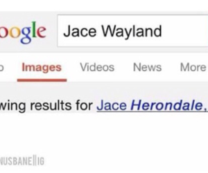 google, the mortal instruments, and jace wayland image