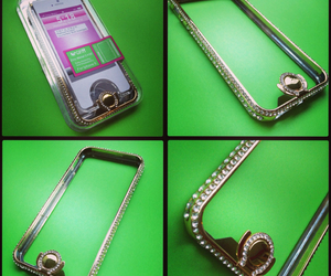 bling, bumper, and case image