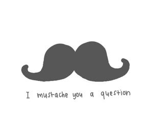 moustache and mustache image