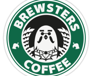 animal, coffee, and crossing image