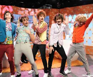 one direction, louis, and liam payne image