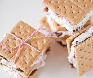 food, smores, and sweet image