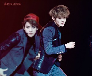 boy, exo, and luhan image