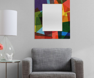 colorful, graphic design, and home decor image
