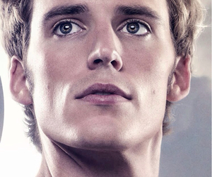 catching fire, hunger games, and finnick odair image
