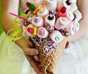 sweet, candy, and ice cream image