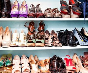 fashion, heels, and wedges image