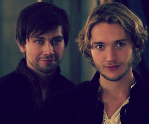 reign, francis, and bash image