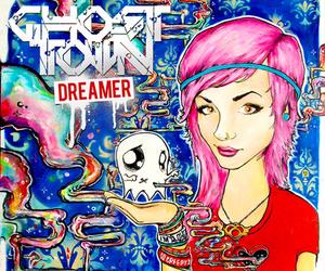 dreamer, ghost town, and music image
