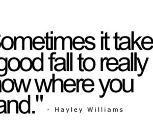 quote, hayley williams, and text image