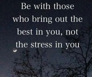 quotes, life, and stress image