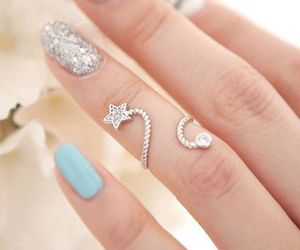 girly, ring, and want image