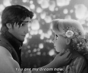 love, tangled, and Dream image