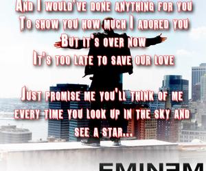 eminem, quotes, and Lyrics image