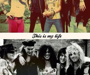 Guns N Roses, my life, and slash image