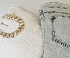 jeans, clothes, and outfit image