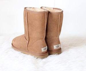 ugg, boots, and winter image