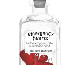emergency, love, and heart image
